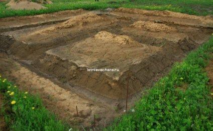Земельный участок под