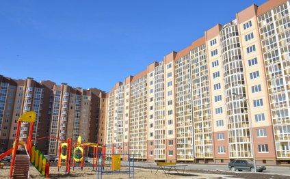Жилые дома по ул. Острогожской