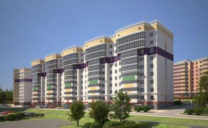 Стоимость квартир »