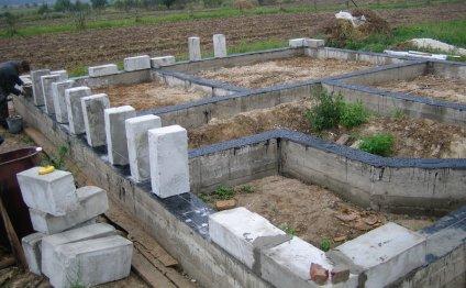 Строительство домов из