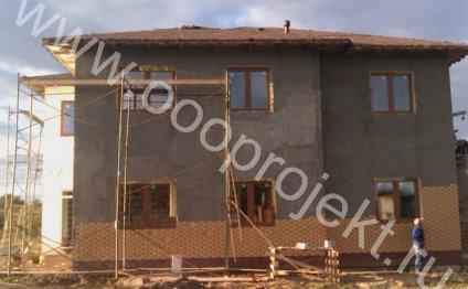 Цена строительства дома из