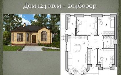 Строительство домов на